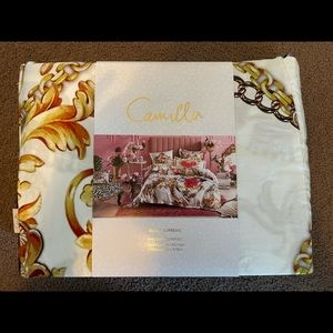 ‼️RESERVED‼️BNIP CAMILLA KING SIZE QUILT COVER AND EURO